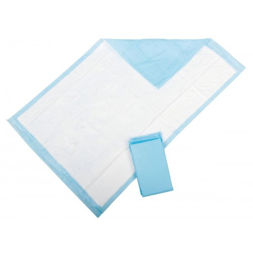 Medline Protection Plus Incontinence Disposable Bed Pads 58 x 91 cm Pack of 25