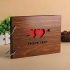 Scrapbook Diy Photo Album 22 * 16 CM Forever Love
