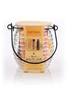 Burt's Bees® Balm Jar Natural Gift Set: 2 x Lip Balm 4.25g, Tinted Lip Balm 4.25g