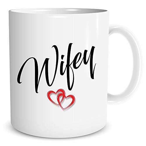 Funny Novelty Mug 10 oz Wifey