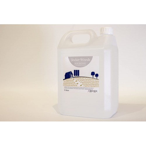 Pack of 2 White Vinegar 5 Litre Window Cleaning Household Cleaner Weed Killer 10 Litres