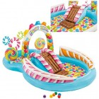 Intex Candy Zone Play Centre 57149NP Swimming Pool 295 x 191 x 130cm