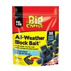 The Big Cheese by STV All-Weather Block Bait Rat Mouse Rodent Poison Killer