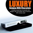 Funny Valentines Day Gift for Men Silly Valentine Presents for Boyfriend Husband Man Oncocoa 85 Gram Rude Quirky Boxed Belgian Milk Chocolate Greeting Card for Him OD125