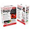 Henry NVM-1CH/907076 HepaFlo Vacuum Bags, Pack of 5