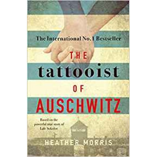The Tattooist of Auschwitz Book Heather Morris Holocaust True Story Paperback