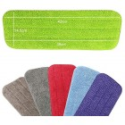 Vicloon Mop Pad, 6 PCS Mop Cleaning Pads Microfiber Replacement Mop Pads Fit for All Spray Mops & Reveal Mops Washable