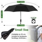 Windproof Travel Folding Umbrella