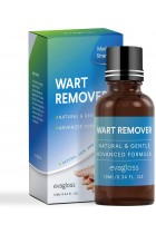 Natural Wart Remover, Maximum Strength, Painlessly Removes Plantar, Common, Genital Warts Infections, Advanced Liquid Gel Formula, Proven Results
