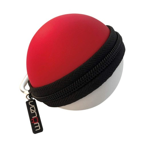 Venom Poke Ball Protective Case (Nintendo Switch) Red and White