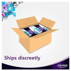 Always Discreet Incontinence Pads for Women, Long, Saving Pack 80 High Absorbency Pads