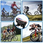 Bike Frame Bag Waterproof Bike Phone Holder Mount Cycling Frame Pannier with Touch Screen Top Tube Handlebar phone Bags for iPhone XS MAX/XR/X/8Plus Samsung S9/S8/S7 up to 6.5 inch