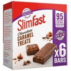 SlimFast Chocolate Caramel Snack Bar Multipack - Box of 30, Bars