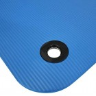 BEEMAT Premium Thick Exercise Mat Closed cell structure, impervious to water Carry handle for easy transport