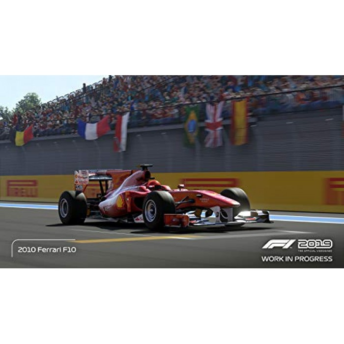 F1 2019 Anniversary Edition Ps4 Pc Xbox One Game