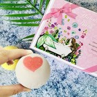 7 Natural Bath Bombs, Handmade Bath Bombs for Women, Spa Bubble Fizzies, Luxurious Gift for Women Girls Kids, Beauty Gifts Set for Her on Christmas Valentines Birthday Mothers Day Anniversary