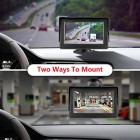 Reversing Camera Kit with 4.3 Inch LCD Monitor Car Rearview Backup Camera IP68 Waterproof Night Vision Parking Assistance System for Vans, Cars, Trucks, RVs, 12V