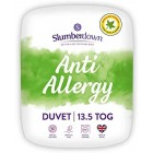 Slumberdown Anti Allergy Duvet, Double, 13.5 Tog Winter Warm