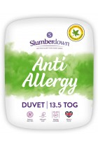 Slumberdown Anti Allergy Duvet, Double, 13.5 Tog Winter Warm