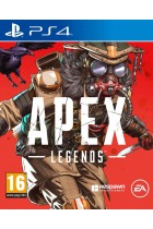 Apex Legends - Bloodhound Edition PS4