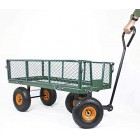 GARDEN TROLLEY All Terrain Cart Large