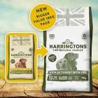Harringtons Turkey and Veg, 18 kg Adult Dog Complete