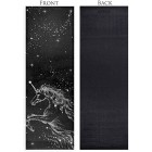 Lions Non Slip Unicorn Exercise Mat, 6mm Light Weight Thick Padded with Carry Straps, Eco Friendly, Ideal for Home Gym Yoga Gymnastic Pilates