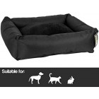 proudpet Small Pet Bed Cosy Dog Cat Cushion