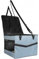 proudpet Pet Folding Car Carrier Dog Puppy Travel Seat