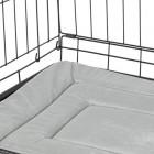 proudpet Soft Fleece Pet Mat Reversible Cat Dog Bed Cage Blanket Various Sizes Small Medium Large