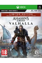 Assassins Creed Valhalla Limited Edition (Xbox One/Series X)