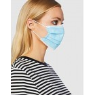50 Pack 3 Ply Type IIR Medical Surgical Face Mask 98% Bacterial Filtration Verified and Tested Non Sterile