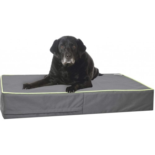 Proudpet Orthopaedic Pet Bed Memory Foam Machine Washable Dog Puppy Cat Mattress