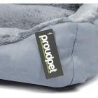 Proudpet Soft Pet Bed Fluffy Dog Cat Sofa Mat Various Sizes Small Large XLarge 3 XLarge