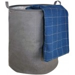 Laundry Bag 250L Clothes Washing Carrier with Waterproof Lining