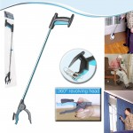 """NRS Healthcare Helping Hand Grabber Pick Up Reaching Aid Mobility Disability 32"""""""