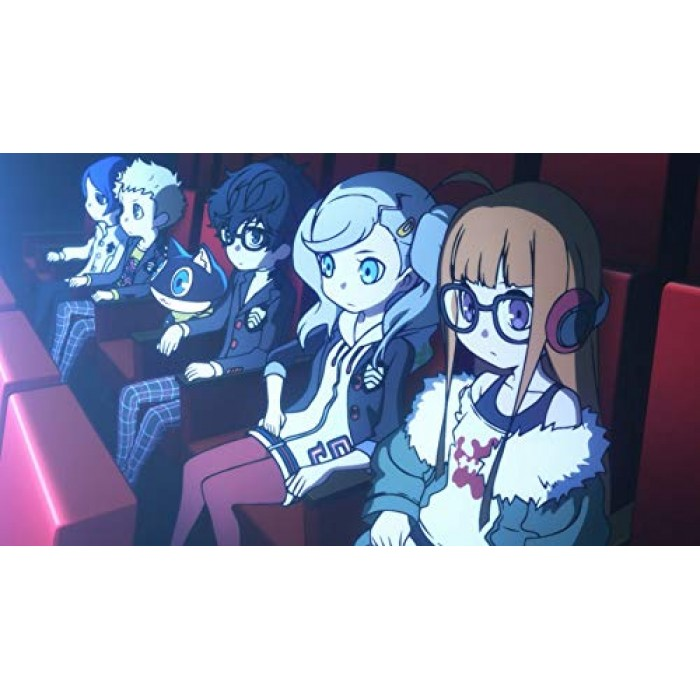 Persona q2 3ds review new Cinema labyrinth 3ds