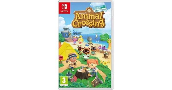 Animal Crossing New Horizons Nintendo Switch Standard Edition