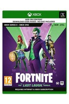 Fortnite: The Last Laugh Bundle (XBOX)