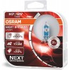 OSRAM NIGHT BREAKER LASER H7 Halogen Headlamp Bulbs x 2