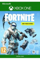 Fortnite Deep Freeze Bundle 1000 V Bucks Xbox One