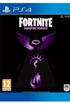 Fortnite: Darkfire Bundle PS4