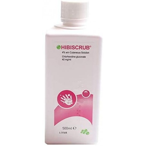 Hibiscrub Health Care, 500 ml
