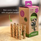 Earth Rated 120-Count Dog Waste Bags, Biodegradable Lavender-Scented Poop Bags, 8 Refill Rolls