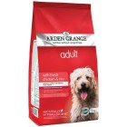 Arden Grange Adult Chicken and Rice, 12 kg Complete Dog Food