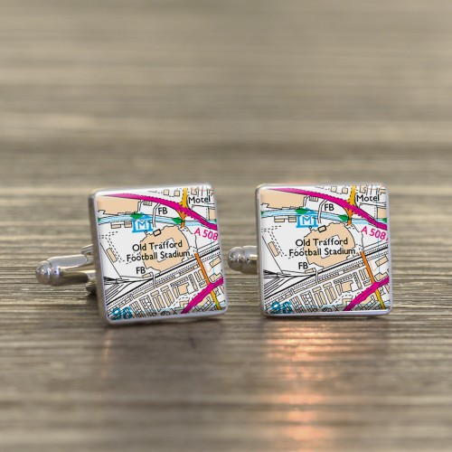 Favourite Place Cufflinks