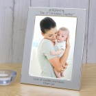 Silver Plated Frame MUMMY Our 1st...