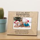 Wonderful Wood Frame 6x4
