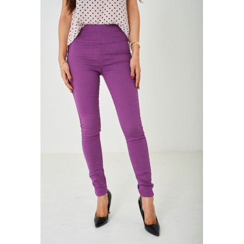 Super Skinny Jeans in Purple