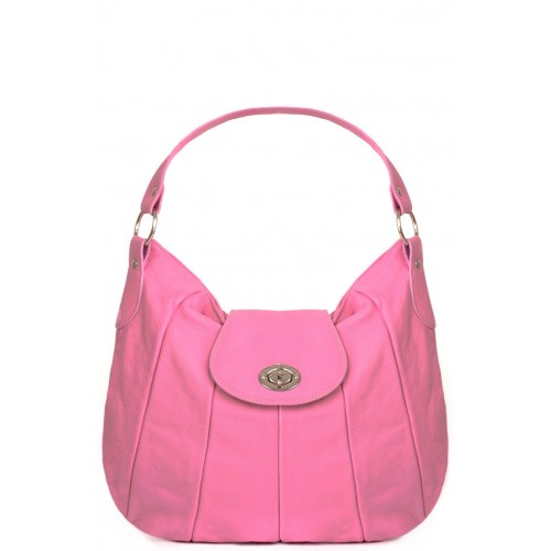 Hobo Bag in Pink
